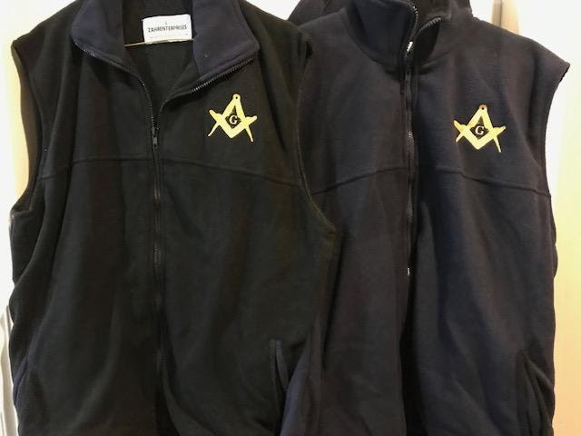 Amaranth & Masonic Vests